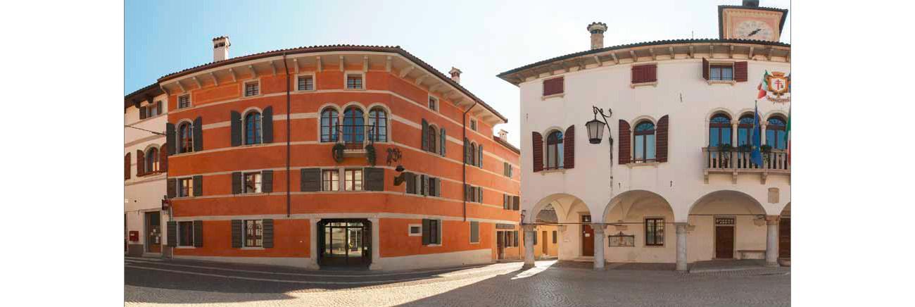 Antica Locanda Cappello a Mel - Belluno. Ristorante ed albergo d ... d7e871f0e8ea